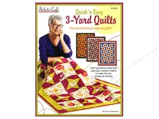 Quick N' Easy 3 Yard Quilts Book