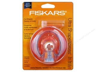 Weekly Specials Fiskars Punches: Fiskars Ultra ShapeXpress Cutter Tool