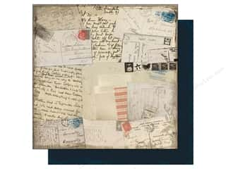 Authentique: Authentique 12 x 12 in. Paper Abroad Memo (25 piece)