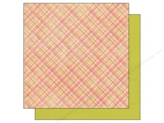 Plaid inches: Authentique 12 x 12 in. Paper Promise Collection Four (25 pieces)