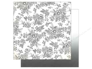 Cards inches: Authentique 12 x 12 in. Paper Classique Elegant Collection Six (25 pieces)