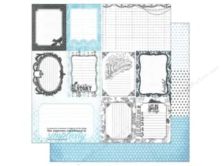 Authentique 12 x 12 in. Paper Elegant Enhancements (25 piece)