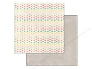 Spring Printed Cardstock: Authentique 12 x 12 in. Paper Flourish Rhythm (25 piece)