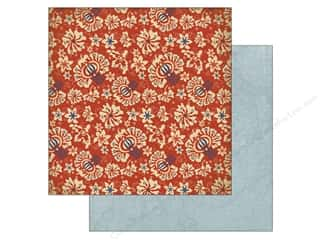 Authentique 12 x 12 in. Paper Anchored Serene (25 piece)