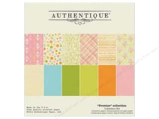 Authentique Collection Kit 12 x 12 in. Promise