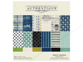 Projects & Kits Father's Day: Authentique Collection Kit 12 x 12 in. Suave