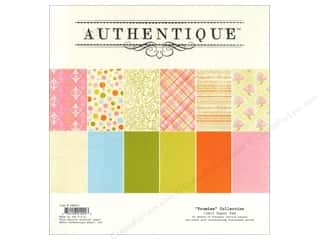 Easter $6 - $12: Authentique Paper Pad 12 x 12 in. Promise