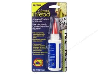 Glues/Adhesives: Beacon Liquid Thread Glue 2 oz.