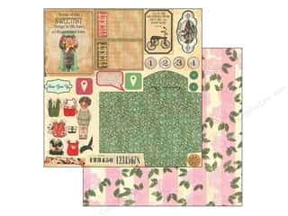 Marion Smith Paper 12x12 Never Grow Up Remember (20 piece)