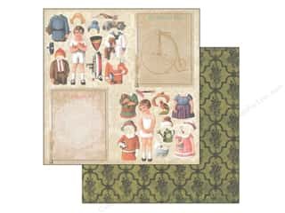 Marion Smith Paper 12x12 Never Grow Up Nonsense (20 piece)