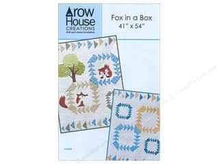 Row House Creations: Row House Creations Fox In The Box Pattern