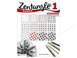 Zentangle 1 Basics Expanded Edition Book