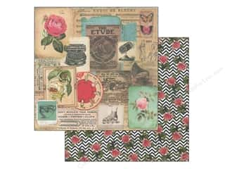 Marion Smith Paper 12x12 Motley Collage (20 piece)
