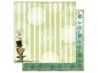Marion Smith Paper 12x12 Mad Tea Party Tea Party (20 piece)