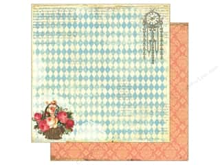 Marion Smith Paper 12x12 Mad Tea Party Alice (20 piece)