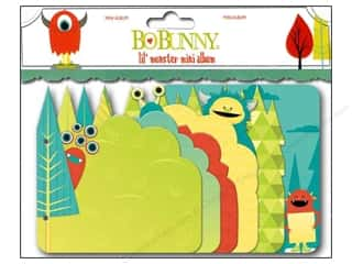 Weekly Specials Fiskars Punches: Bo Bunny Mini Album Our Lil' Monster