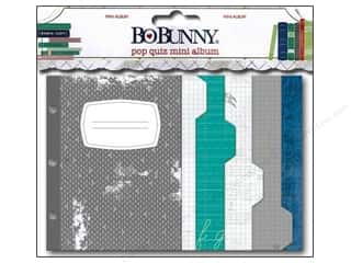Graduations Clearance Crafts: Bo Bunny Mini Album Pop Quiz