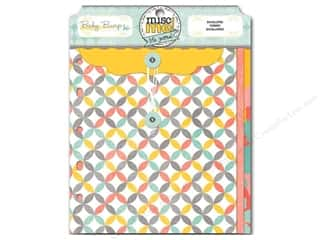 Weekly Specials Project Life Albums: Bo Bunny Misc Me Envelopes Baby Bump