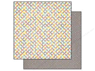 Bo Bunny Weekly Specials: Bo Bunny 12 x 12 in. Paper Baby Bump Collection Special Delivery (25 pieces)