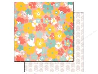 Transportation Bo Bunny 12 x 12 in. Paper: Bo Bunny 12 x 12 in. Paper Baby Bump Collection Sweet Dreams (25 pieces)