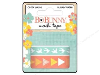Weekly Specials Woodburning: Bo Bunny Washi Tape Baby Bump