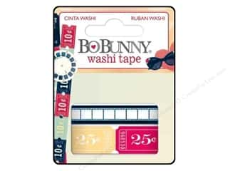 Weekly Specials Therm O Web Zots: Bo Bunny Washi Tape Modern Miss