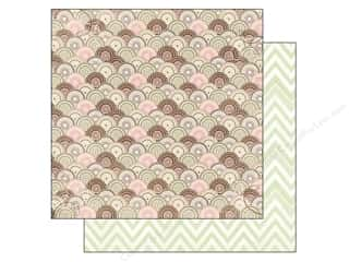 Transportation Bo Bunny 12 x 12 in. Paper: Bo Bunny 12 x 12 in. Paper Primrose Collection Place (25 pieces)