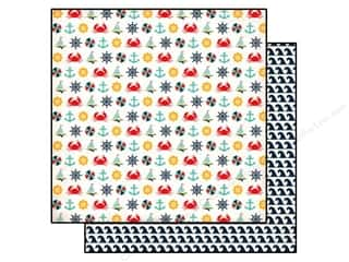 Clearance Blumenthal Favorite Findings: Echo Park 12 x 12 in. Paper Summer Adventure Icons (15 piece)