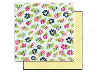 Clearance Blumenthal Favorite Findings: Echo Park 12 x 12 in. Paper Splendid Sunshine Fancy Floral (25 piece)