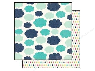 Clearance Blumenthal Favorite Findings: Echo Park 12 x 12 in. Paper Splendid Sunshine Rainy Day (25 piece)