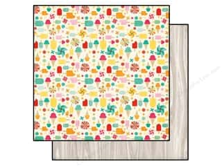 Echo Park 12 x 12 in. Paper Summer Bliss Summer Treats (25 piece)