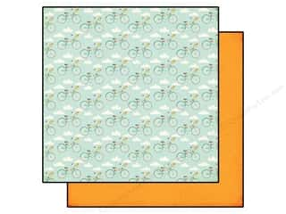 Echo Park 12 x 12 in. Paper Summer Bliss Bicycle Bliss (25 piece)