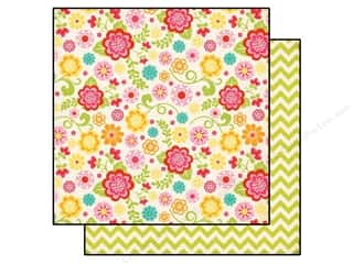 Echo Park 12 x 12 in. Paper Summer Bliss Summer Floral (25 piece)