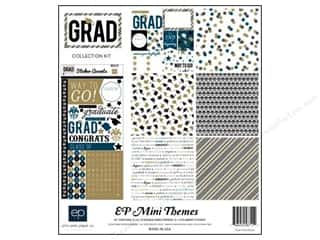 Dads & Grads Stickers: Echo Park Collection Kit Grad 12x12
