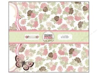 Weekly Specials Clay & Modeling: Bo Bunny Misc Me Binder 12 x 12 in. Primrose