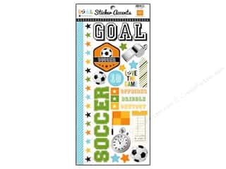 Echo Park Sticker Goal 6x12 (15 set)