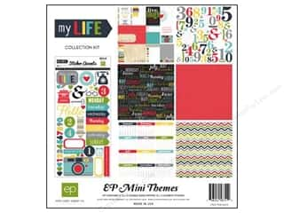 Clearance Echo Park Collection Kit: Echo Park 12 x 12 in. My Life Collection Kit