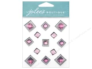 Jolee's Boutique Stickers Pyramid Gem Spinel