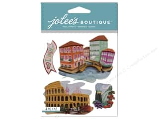 Vacations $3 - $4: Jolee's Boutique Stickers Italy