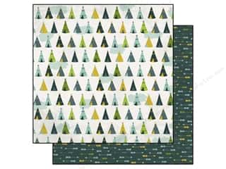 Echo Park Paper 12x12 Boy's Rule Teepee (15 piece)