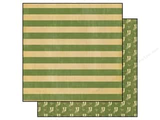 Graphic 45 Paper 12x12 Good Ol' Sport Play Ball (25 piece)