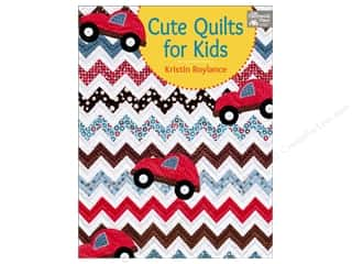 That Patchwork Place: Cute Quilts For Kids Book