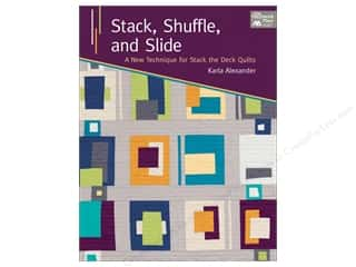 Weekly Specials Fairfield Quilter's 80/20 Batting: Stack, Shuffle, and Slide Book