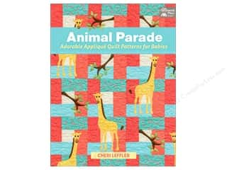 Quilted Fish, The: Animal Parade Book