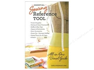 Essential Sewing Reference Tool Book