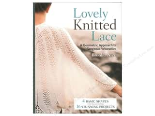 Lark Books $6 - $10: Lark Lovely Knitted Lace Book