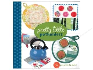 Lark Books: Pretty Little Potholders Book