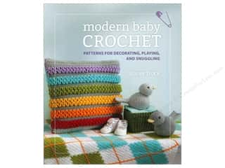 Weekly Specials Aunt Lydias Bamboo Crochet Thread Size 10: Modern Baby Crochet Book