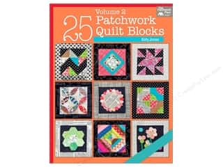 Weekly Specials Bear Thread Designs: 25 Patchwork Quilt Blocks Vol 2 Book