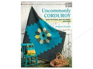 Potter Publishing Purses, Totes & Organizers Books: That Patchwork Place Uncommonly Corduroy Book